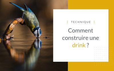 Construire sa drink